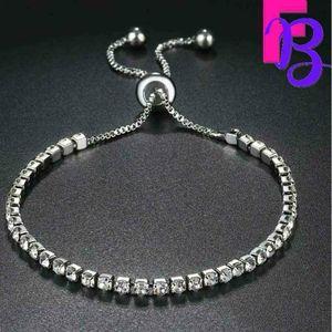 Petite CZ Tennis Bracelet
